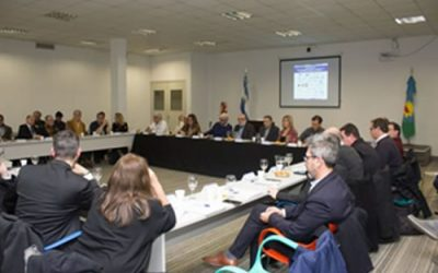 ATEGA participó de la constitución del Observatorio de Transporte Aéreo y Turismo.