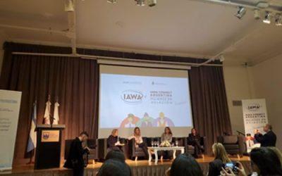 ATEGA participó del IAWA Connect Argentina – Mujeres en Aviación.